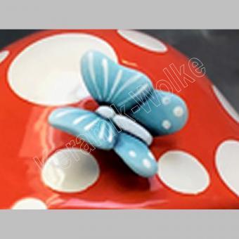 2 Schmetterlinge ca. 5 cm