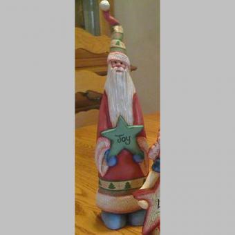 Weihnachtsmann Slim