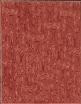 Stempelmatte MT 004 Swirls