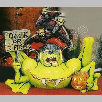 Dracula-Frosch